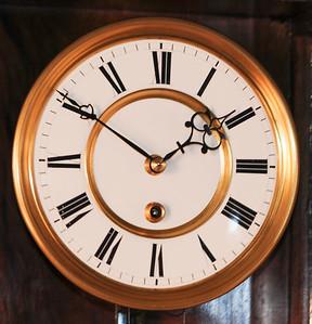 VR-347 - Stunning Small Viennese Timepiece