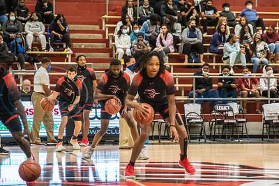 Tyler Legacy High School Men's Basketball vs Tyler High School by Michel Alfaro