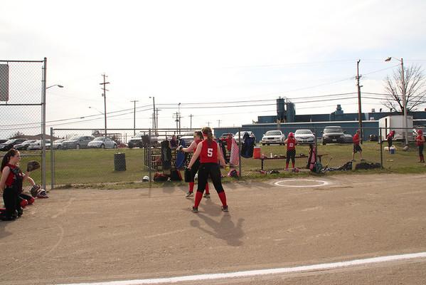 DCS Softball April 10th 2014!