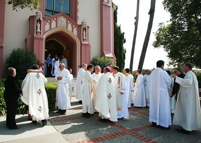 Fr. Francis Installation Mass