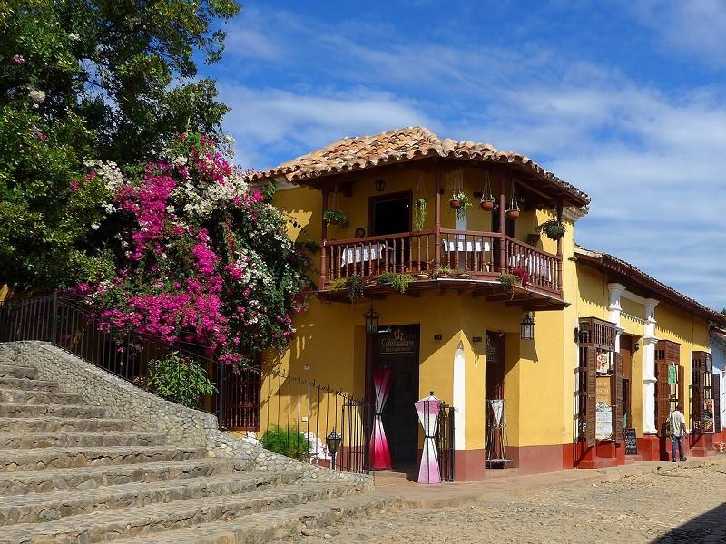 Trinidad Colonial House