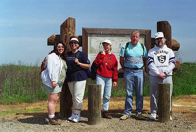San Luis Wildlife Refuge March 2000