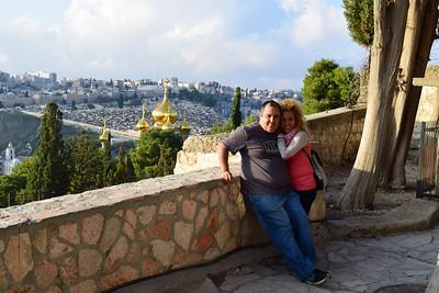 Monte de los Olivos-Israel 2014