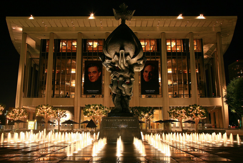 Los Angeles Music Center - Los Angeles, California