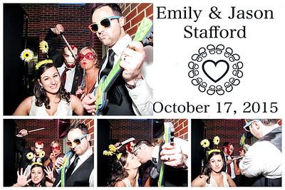 Emily & Jason Wedding Photo Booth