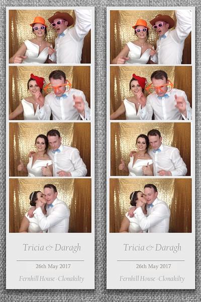 Tricia & Darragh