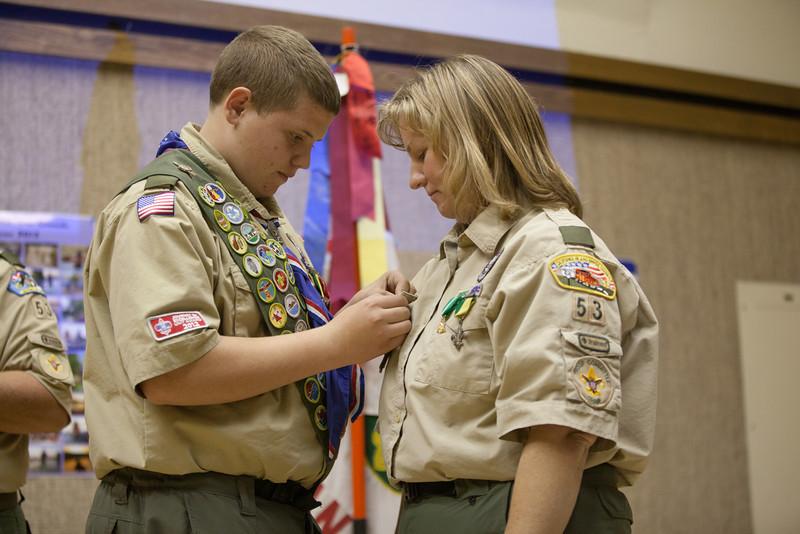 Phelan Boy Scouts troop 53
