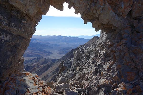 Schwuab Peak (6,440) - 01/17/15