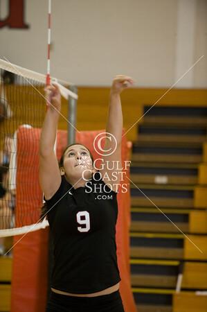 2008-08-26 Volleyball - SJS Varsity Girls