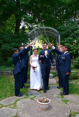 Morril-Dufresne Wedding