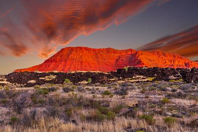 2020-10-01 Sunrise at Black Desert