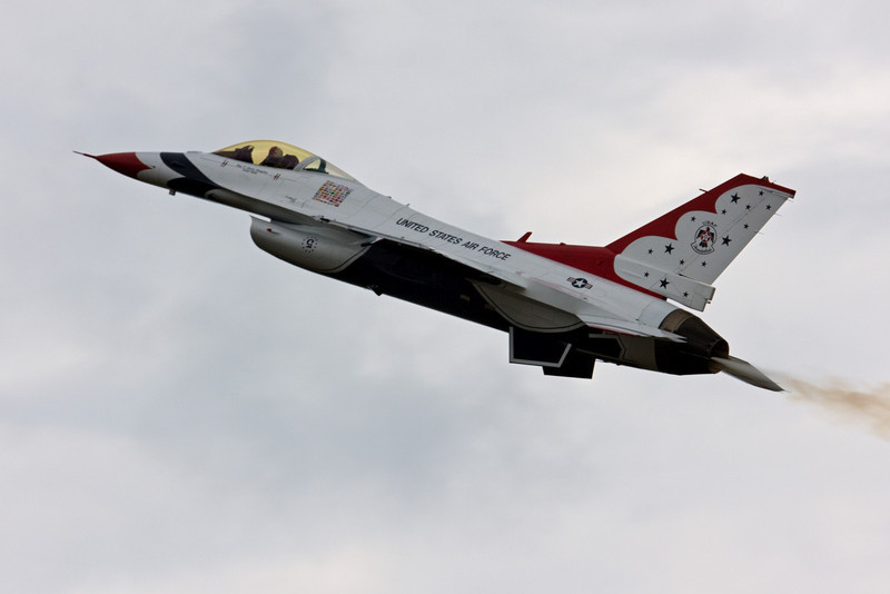 Thunderbirds aircraft 5.