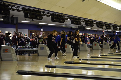OE Bowlers Strike Out Cancer 2014