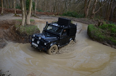 4x4 Without A Club 11-03-2012