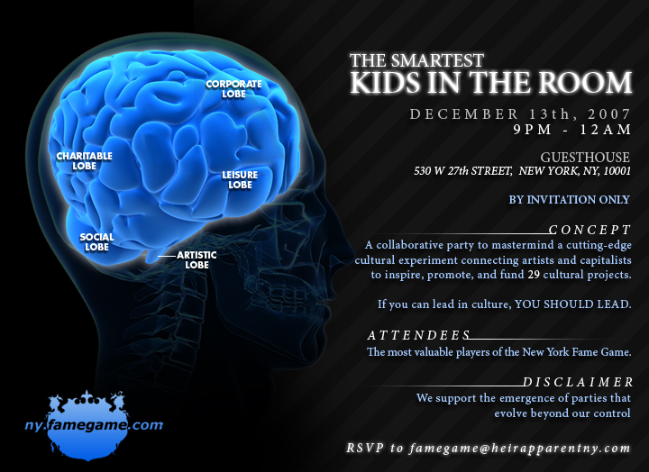 FAMEGAME.COM: The Smartest Kids In The Room