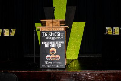 Best of City 2014 - James & Kathy's Batch