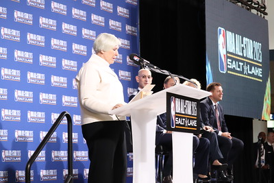 2023 All Star Game Press Conference