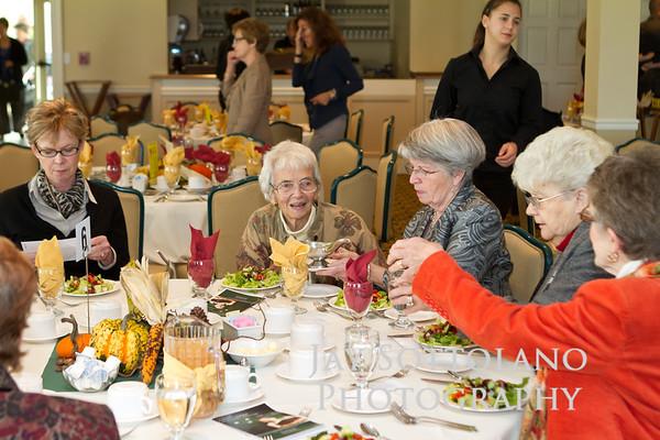 2011 Author's Luncheon