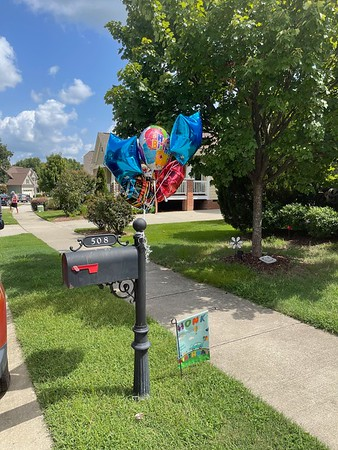 Colin's Birthday
