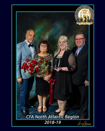 CFA North Atlantic Regional Banquet 2019 - Cromwell, CT