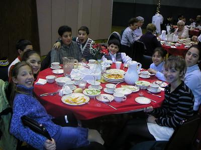 Community Life - Saint Nicholas Feast Day - December 6, 2002