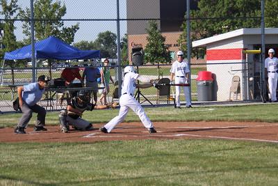 08-06-09 Long Island Astros vs Michigan Bulls by Harold Hamilton