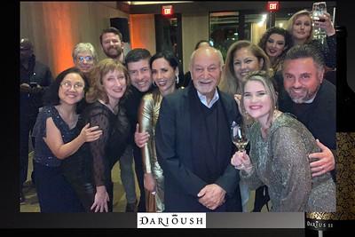 Darioush Winery Holiday Party 2019