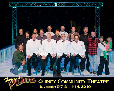 QCT Forever Plaid 2010