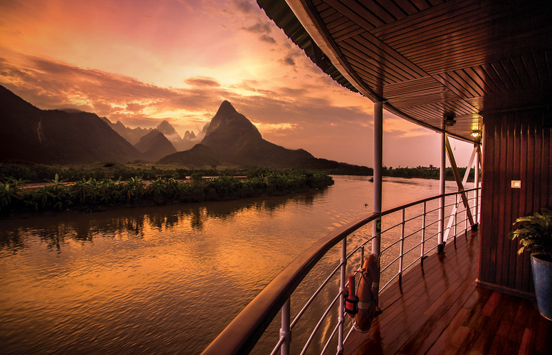 Halong Bay and Red river 10-nights