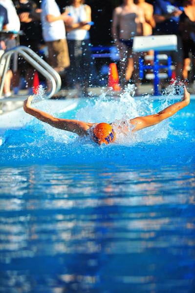 VR Swim Meets 2012