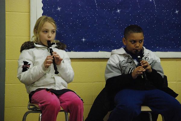 Fourth Grade Music Class