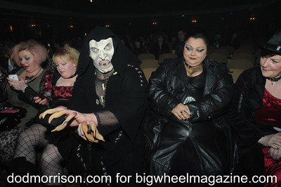 Vampires Rock - at The Music Hall - Aberdeen, UK - November 23, 2012