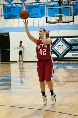 Whitman-Wootton Basketball