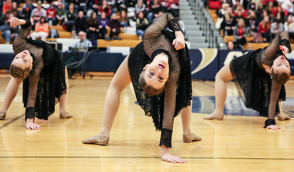 """Rogers at the 2018 2AAA Sectional. Photo by Rick Corwine  <a href=""""http://www.mndancenews.com"""">http://www.mndancenews.com</a> 