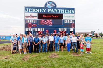 JCHS Varsity Football 2016