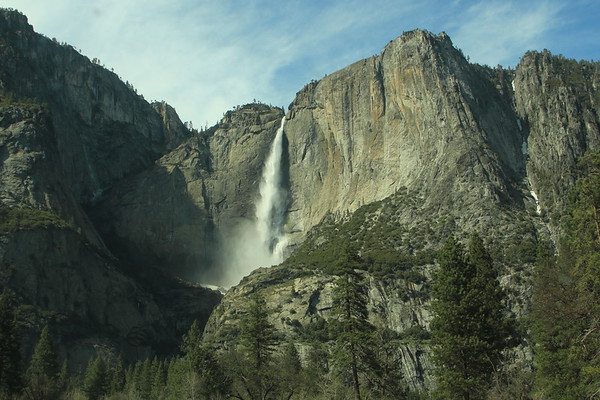 Laura's Adventures - Yosemite