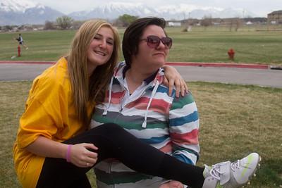 Lehi Girls Lacrosse 2012