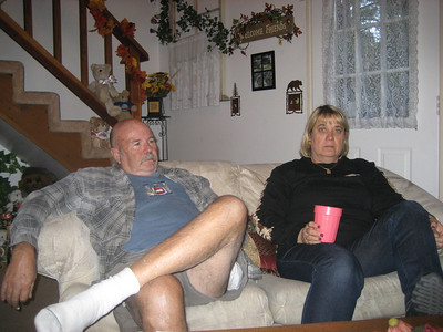 Smith's Cabin Nov 2007