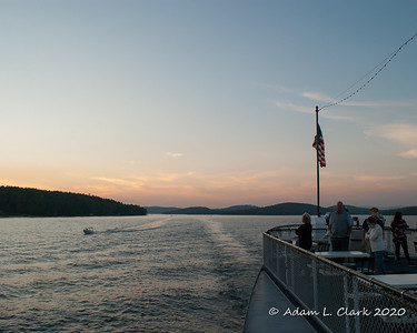 Sunset Dinner Cruise 9/26/20