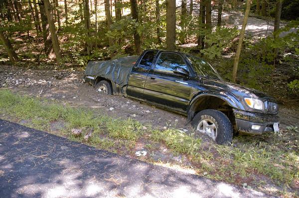 Quechee/Hartford Irene Damages