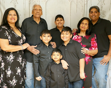 Seemangal Family 2019