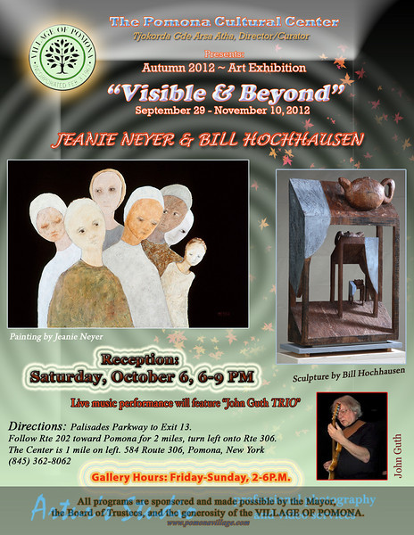 October 2012 Opening Pomona NY