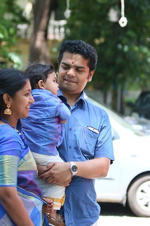Nithya Dad 60th Marriage