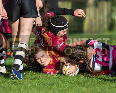 Llanelli Wanderers Girls u15 v Gowerton