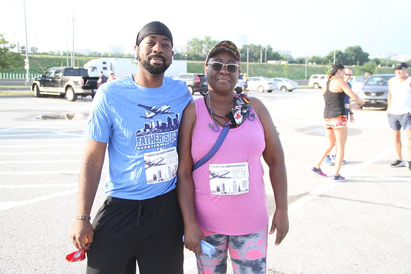 Father's Day Quarter Marathon 2020