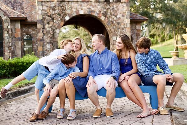 Sheehan Family 2020