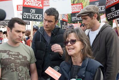 565 WGA Showrunners Strike 2007