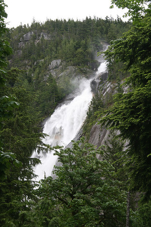 Shannon Falls British Columbia - June 2012