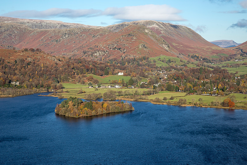 Grasmere In The English Lake District