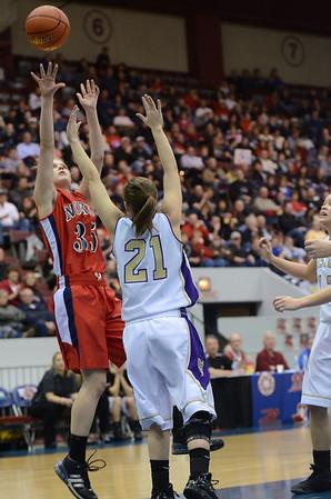 Varsity Girls Basketball vs Holdrege-State